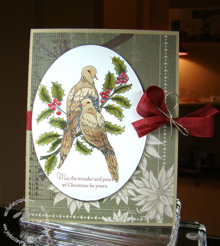 Christmas Doves (1)