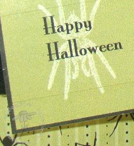 Halloweeen tag
