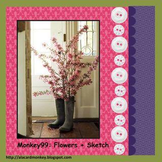 Monkey99 Flowers-001