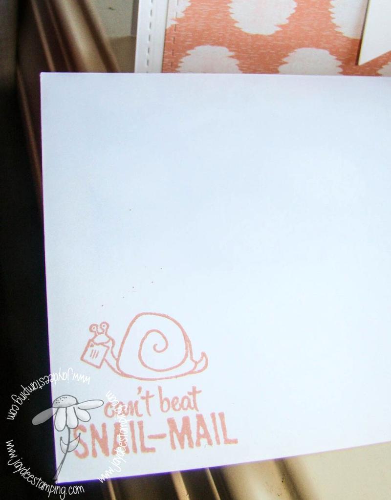 hugs snail mail