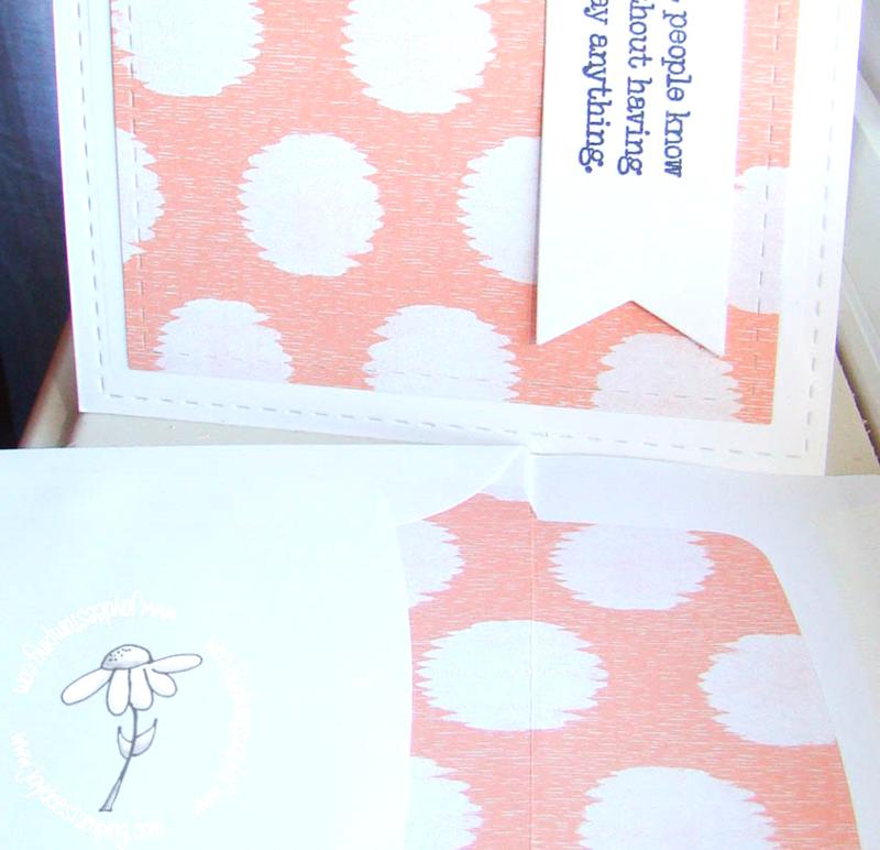 hugs envelope liner