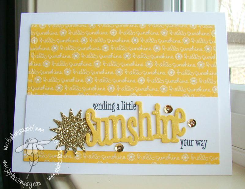 Sending sunshine (1 of 1)