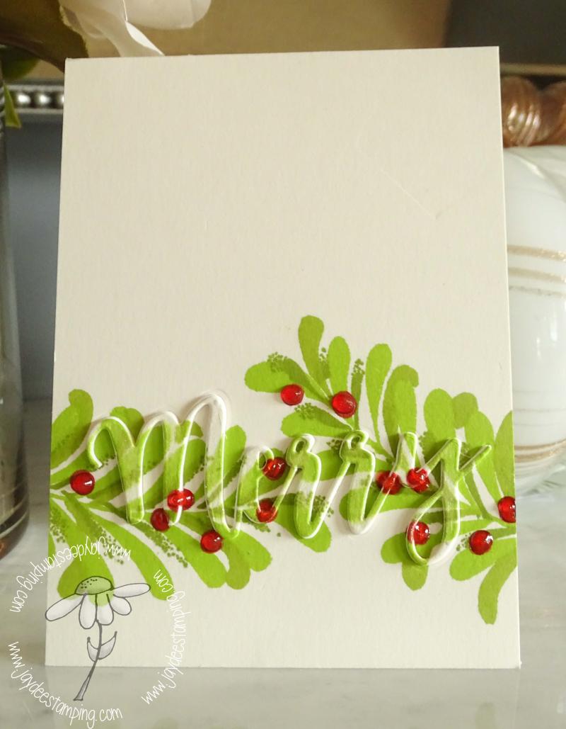 Majestic Mistletoe (1 of 1)