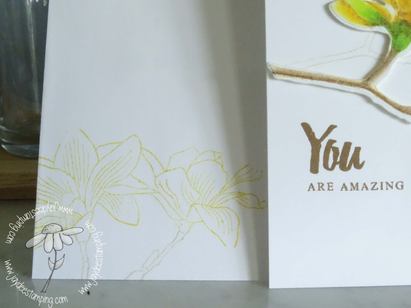 Build a Flower Magnolia Envelope (1 of 1)