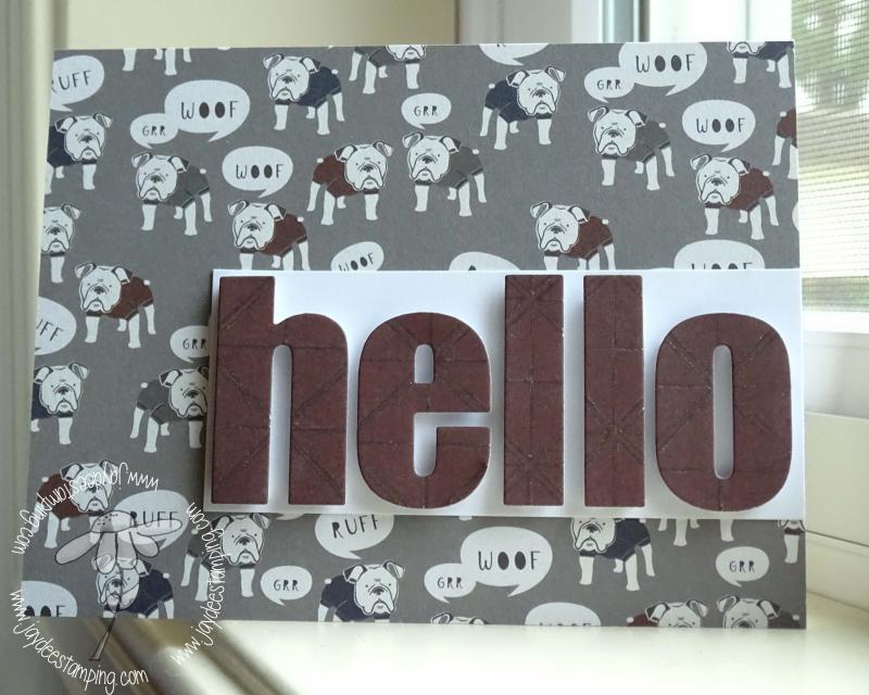 Bold Alphabet Hello (1 of 1)
