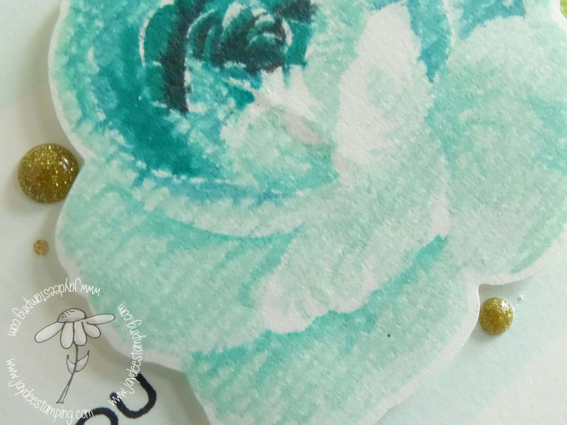 Teal Build A Rose closeup 2 (1 of 1)