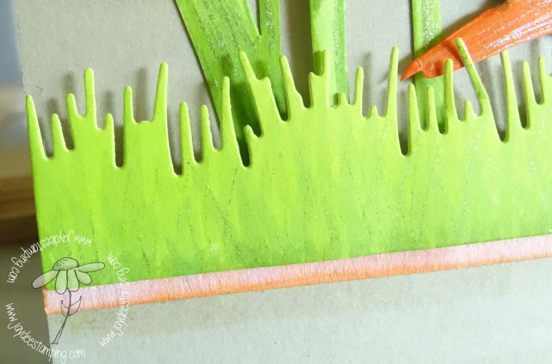 Tulip Bird Paper Players closeup (1 of 1)