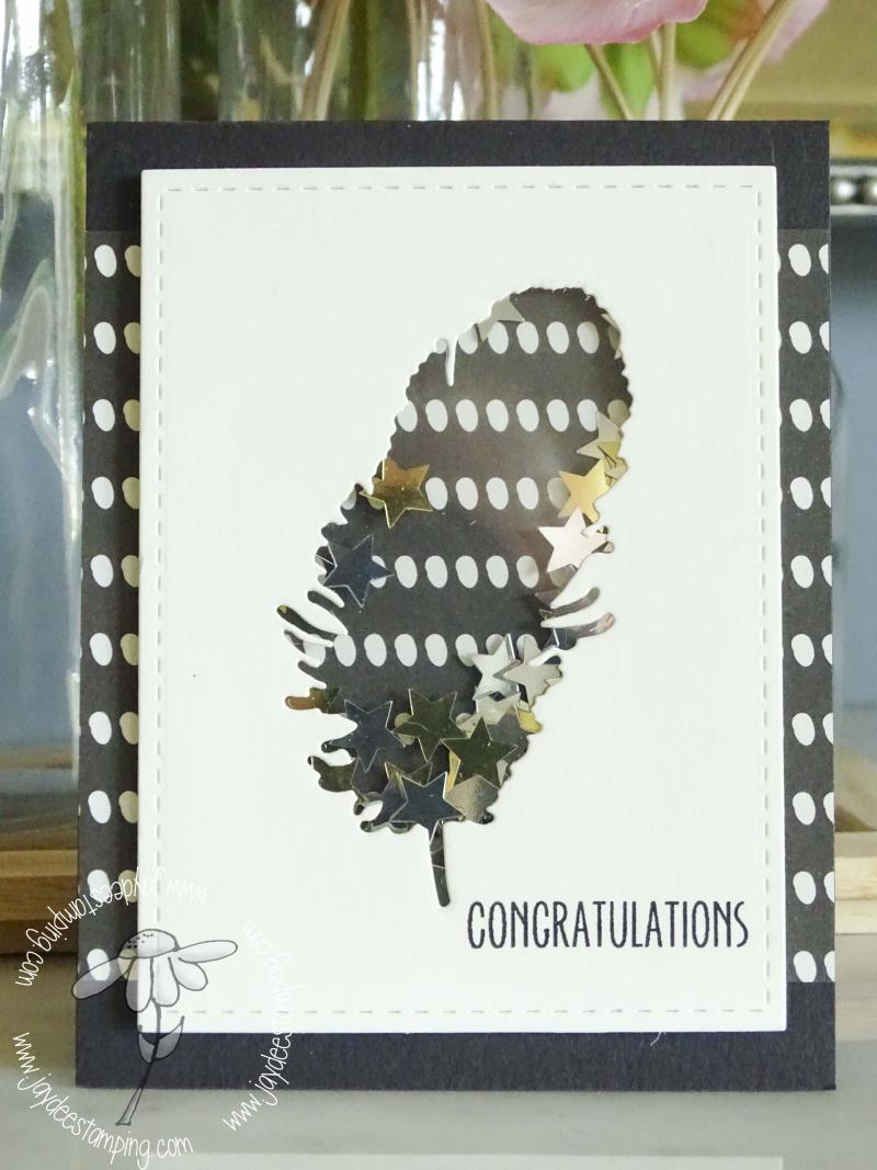Congratulations shaker (1 of 1)