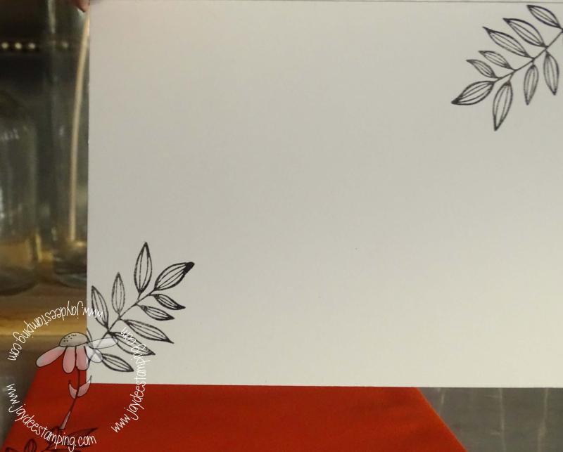 Flower thanks inside and envelope (1 of 1)