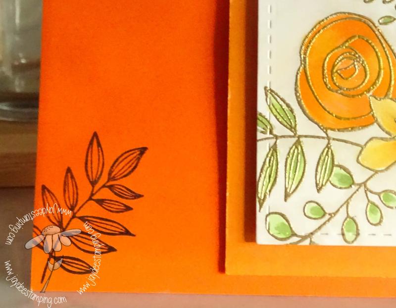 Flower thanks envelope (1 of 1)