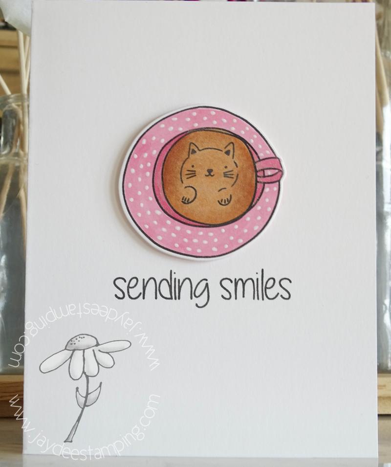 Sending Smile (1 of 1)