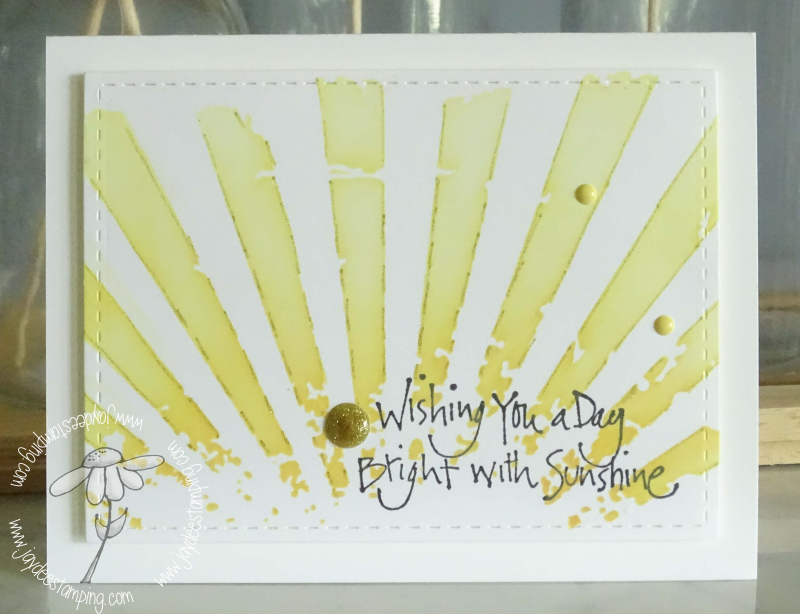 Wishing you a day full of sunshine (1 of 1)