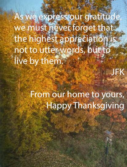 Thanksgiving 2019