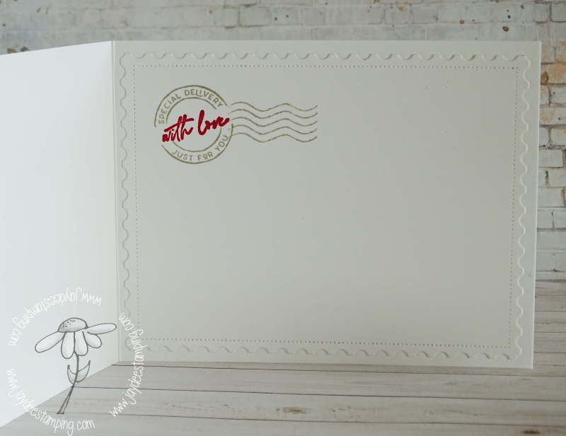 Sealed with a Kiss PP516 inside. (1 of 1)