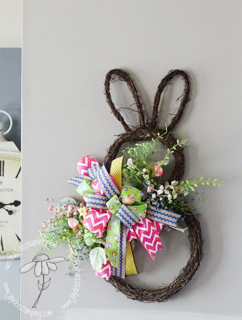 Bunny wreath (1 of 1)