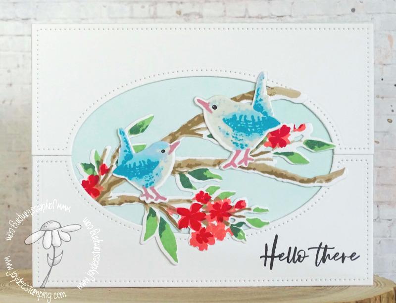 Robin & Wren Blooming Branch (1 of 1)-2