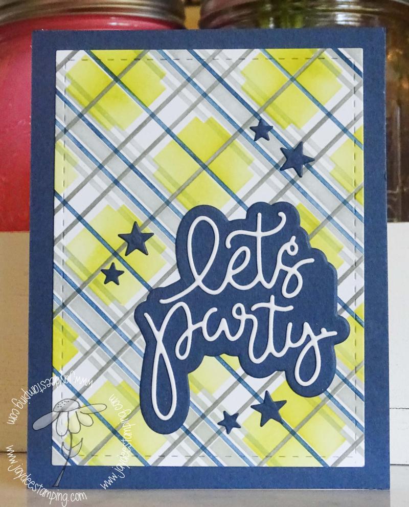 Tartan Builder Lets Party (1 of 1)